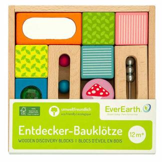 EverEarth Entdeckerbauklötze