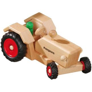 Fagus Holz Traktor
