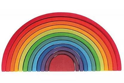 Grimm's Holzspielzeug Regenbogen