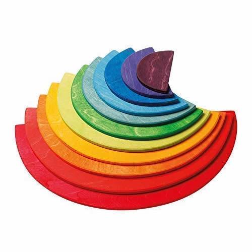 Grimm's Regenbogen Halbkreise groß