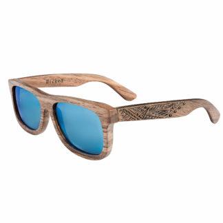 Holz Sonnenbrille Unisex Walnuss