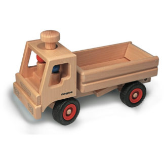 Fagus Holz LKW-Kipper