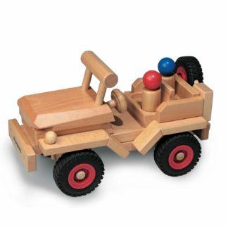 Fagus Holz Jeep