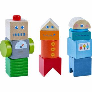 Haba Entdeckersteine Roboter-Freunde