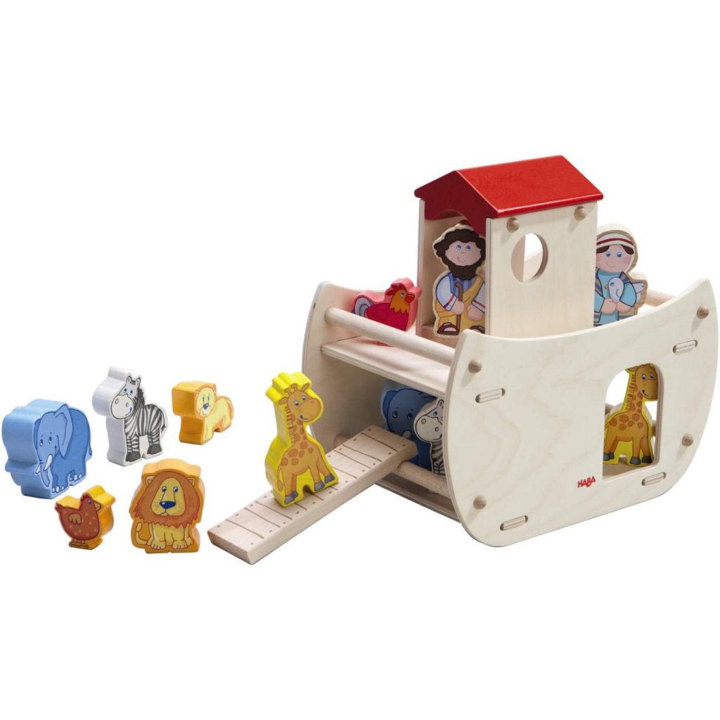 Haba Holzspielzeug Meine erste Arche Noah
