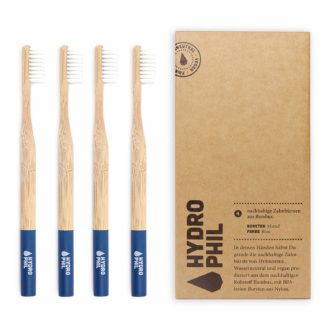 Zahnbürste aus Bambus