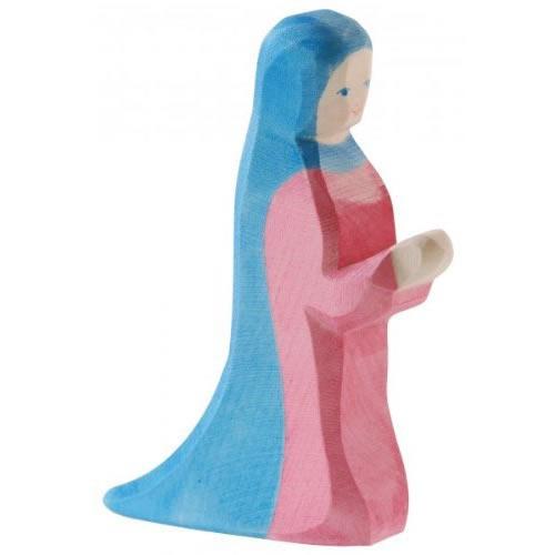 Maria aus Holz
