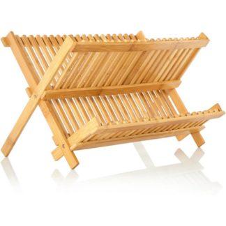 Abtropfgestell Bambus