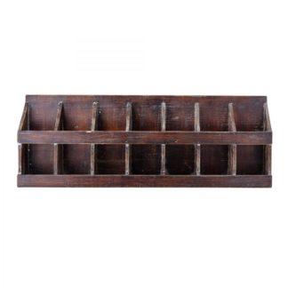 Aufbewahrungsbox aus Holz