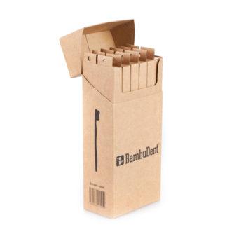 Zahnbürste aus Bambus Sensitiv