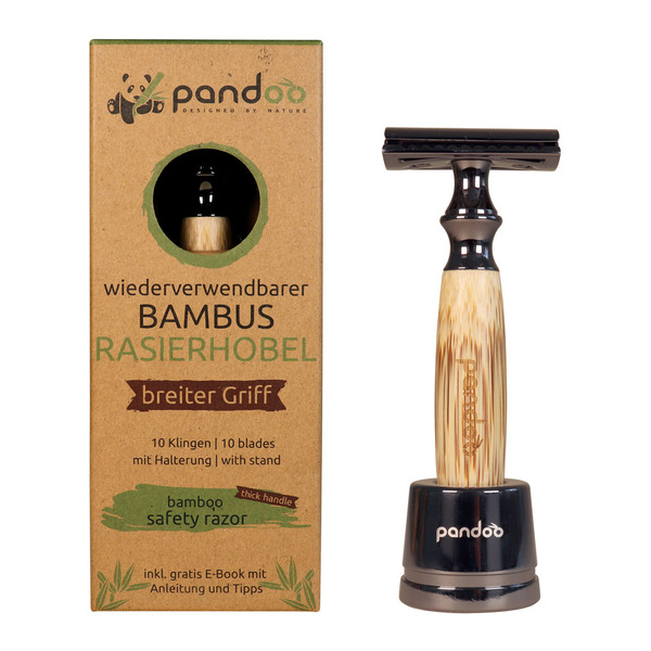 Bambus Rasierhobel