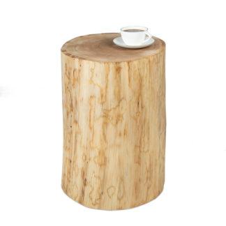 Baumstamm Holzklotz Eiche geölt