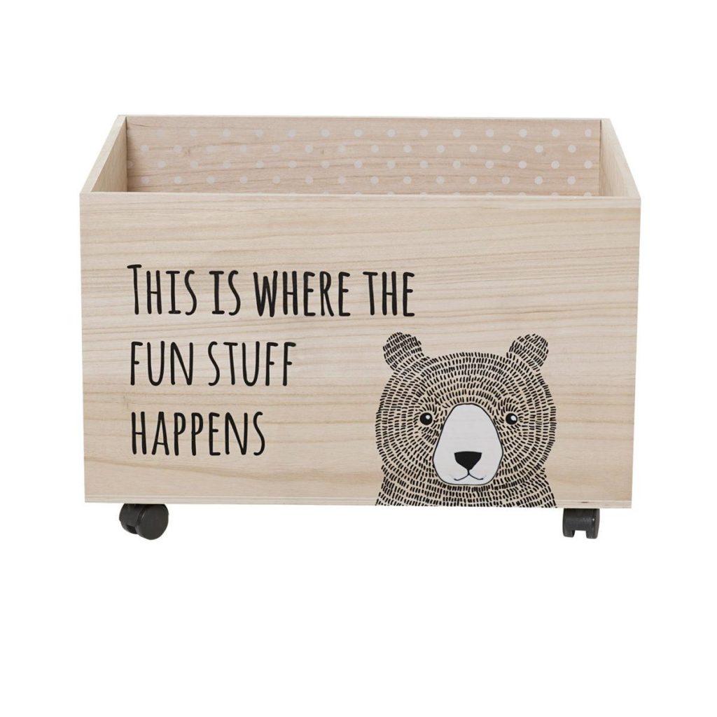 Bloomingville Aufbewahrungsbox für Kinder