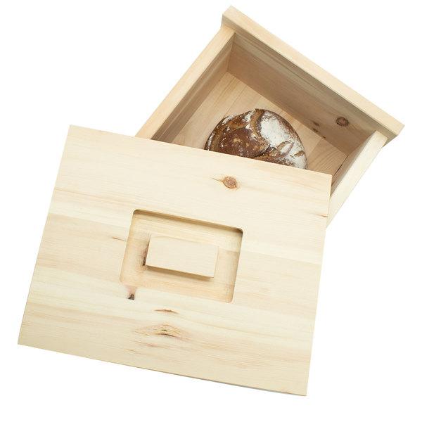 Brotkasten Zirbenholz