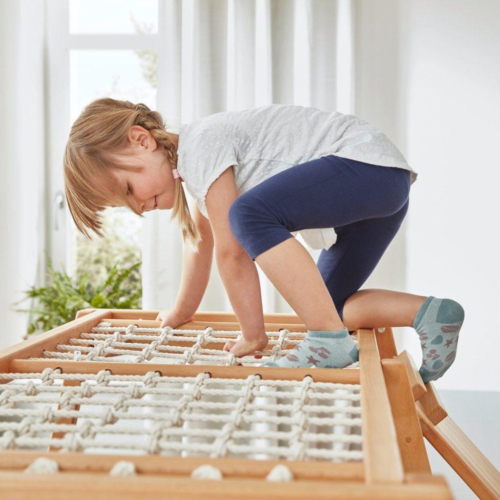 Ecolignum Klettergerüst Oskar Kinder