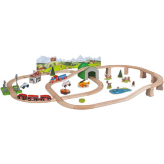 Eichhorn Holzeisenbahn