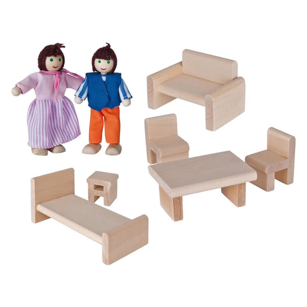 Puppenhaus ZUbehör