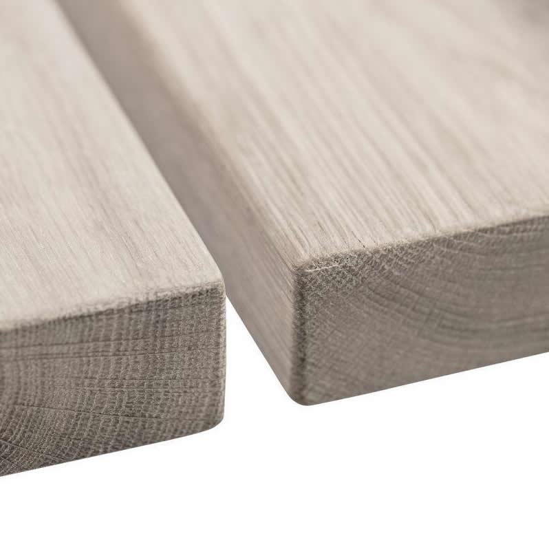 Esstisch Eiche Tischplatte