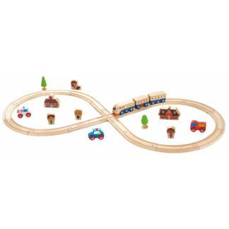 EverEarth Holzeisenbahn