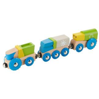 EverEarth Recycling Eisenbahn