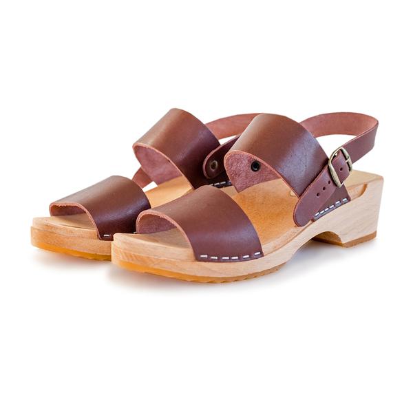 Holz Clogs Sandale Fint ergonomisch