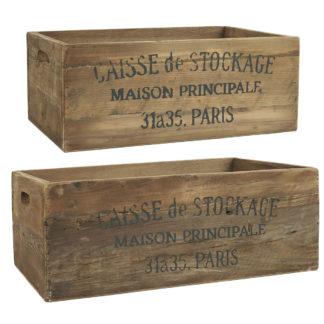 Holz Kisten