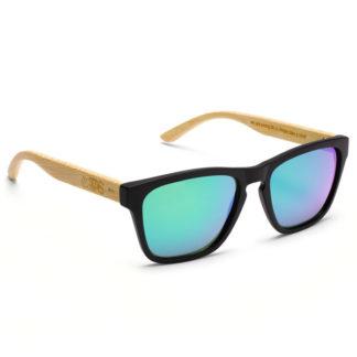 Sonnenbrille aus Holz - Bambus