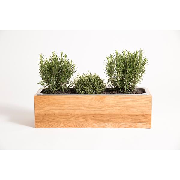 Kräuterbox aus Holz