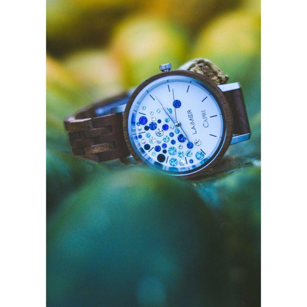 Laimer Armbanduhr Capri