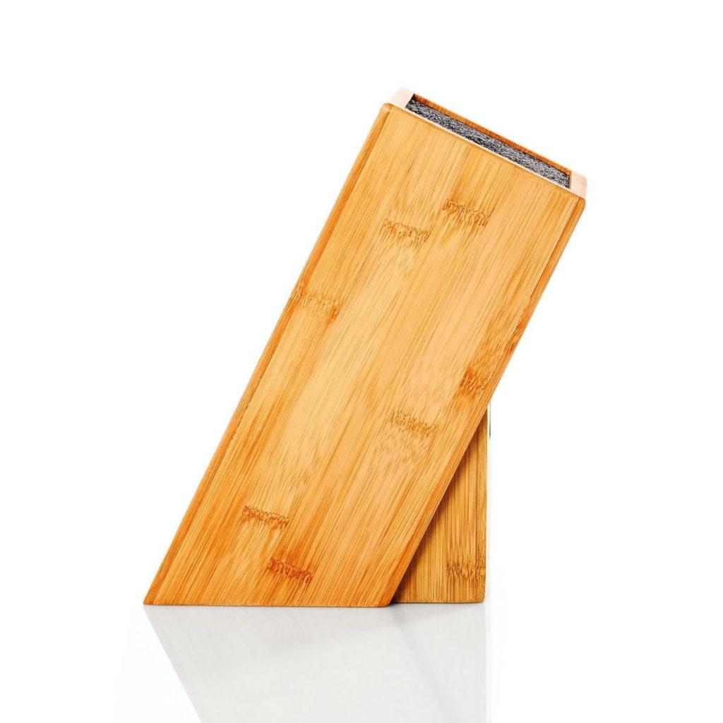 Messerblock Bambus Kueche