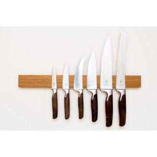 Messerleiste Eiche 9 Messer