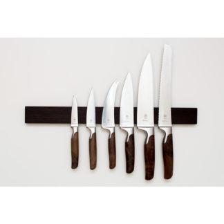 Messerleiste Räuchereiche 9 Messer