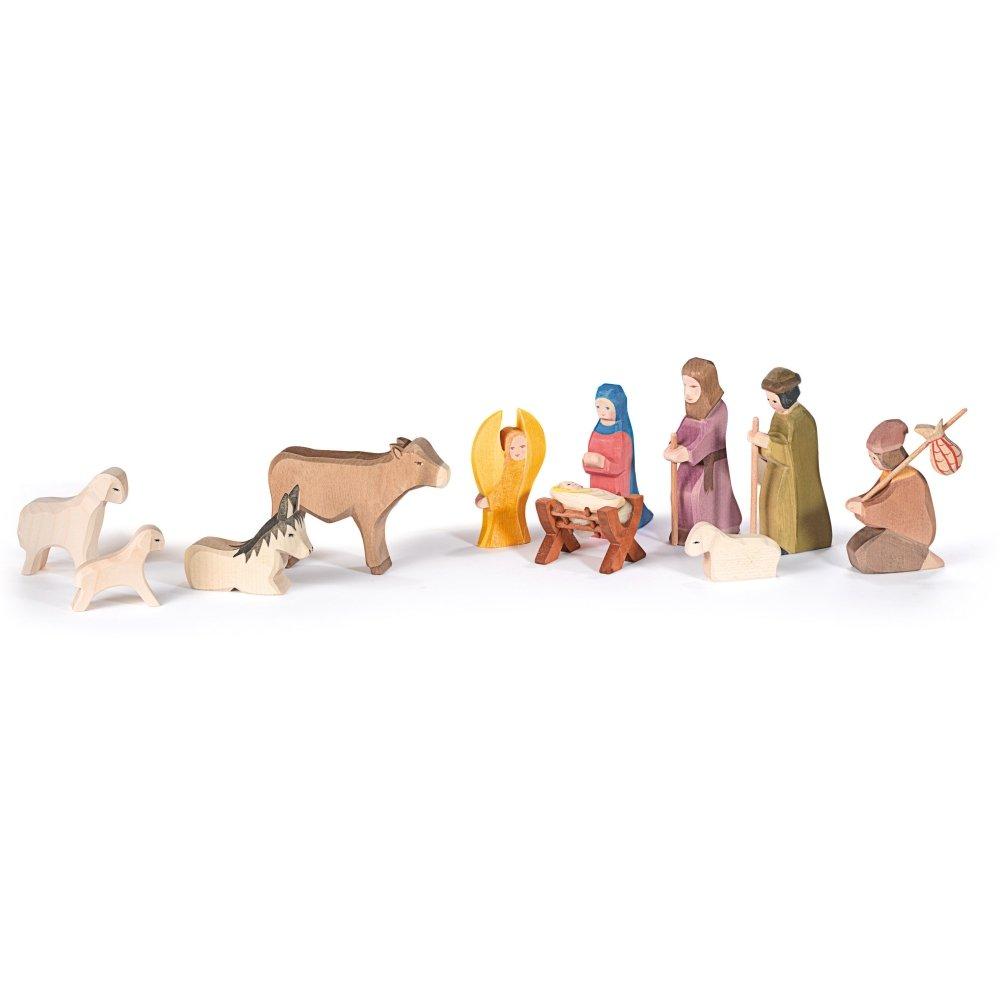 Ostheimer Krippen Set Figuren