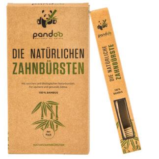 Pandoo Zahnbürsten
