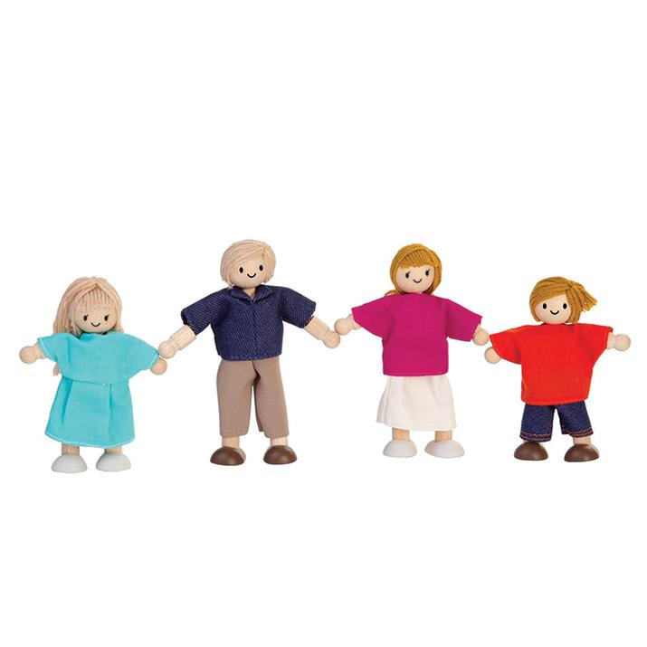 Plan Toys Puppenhaus Figuren