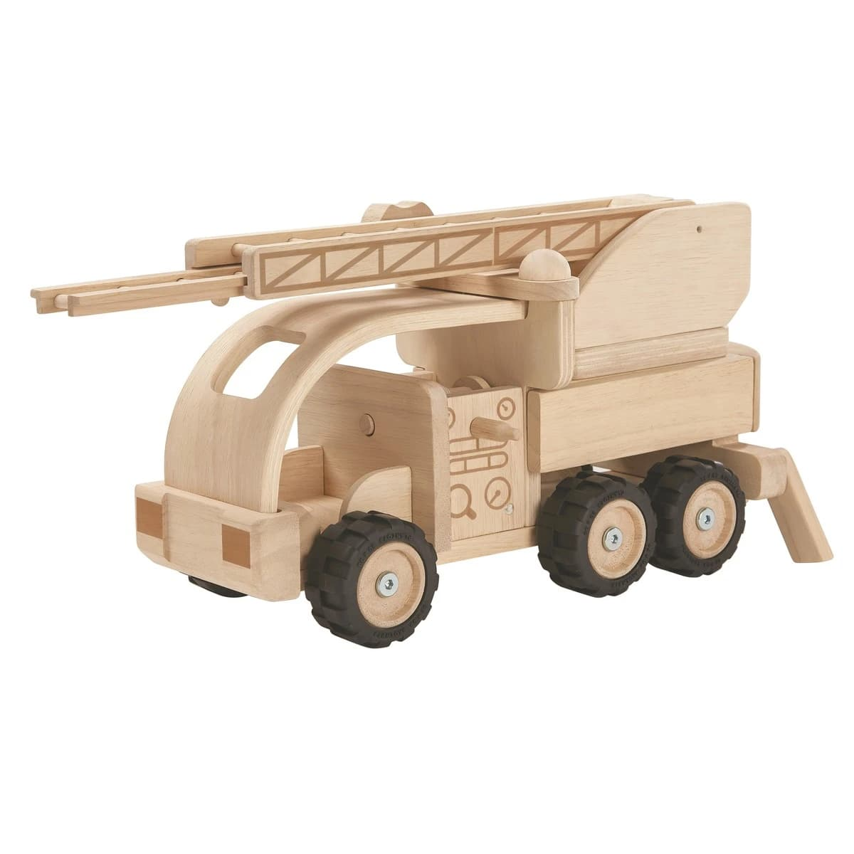 Plantoys Feuerwehrauto aus Holz