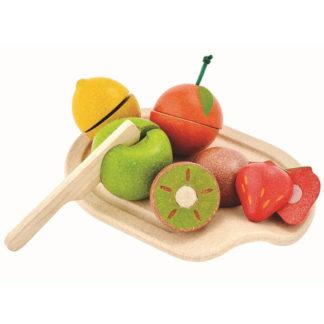 Plantoys Kinderküche Früchte