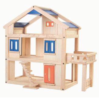 Plantoys Puppenhaus aus Holz