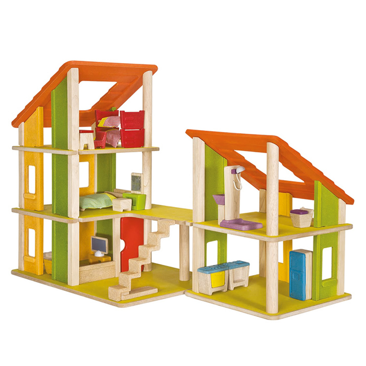 Plan Toys Puppenhaus Ferien