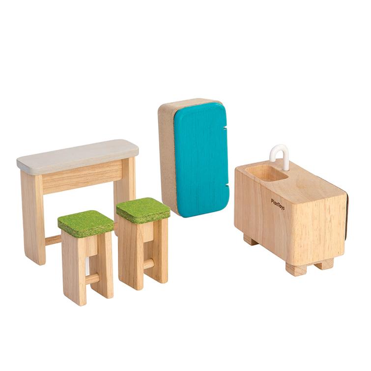 Plantoys Puppenhausmöbel Küche