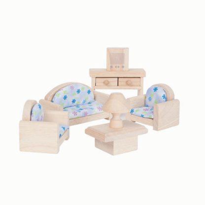Puppenhausmöbel Set