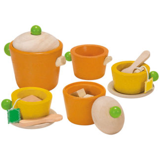 Plantoys Tee Set Holz