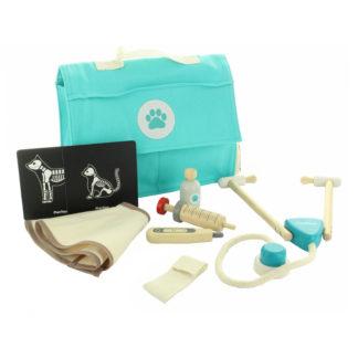 Plantoys Tierarzt Set