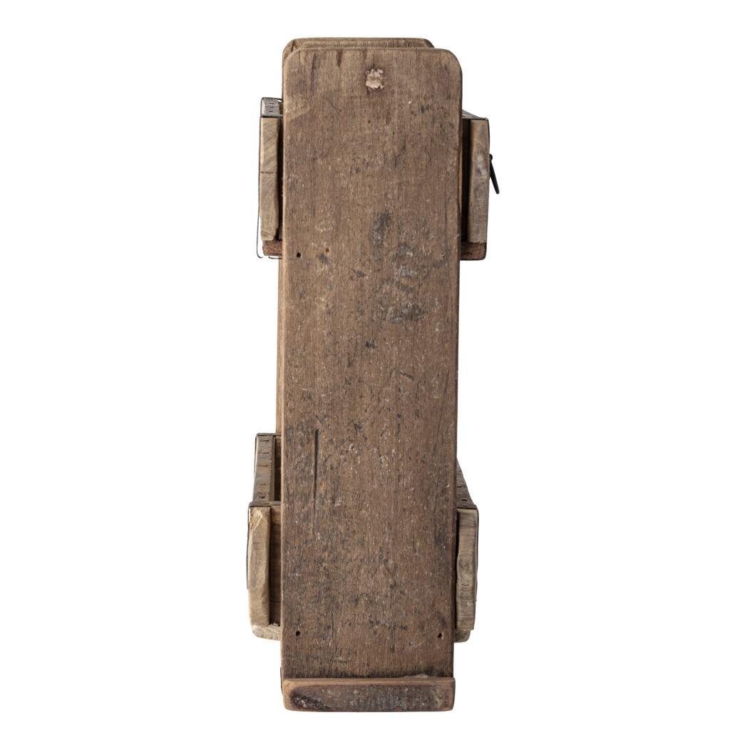 Regal aus Altholz