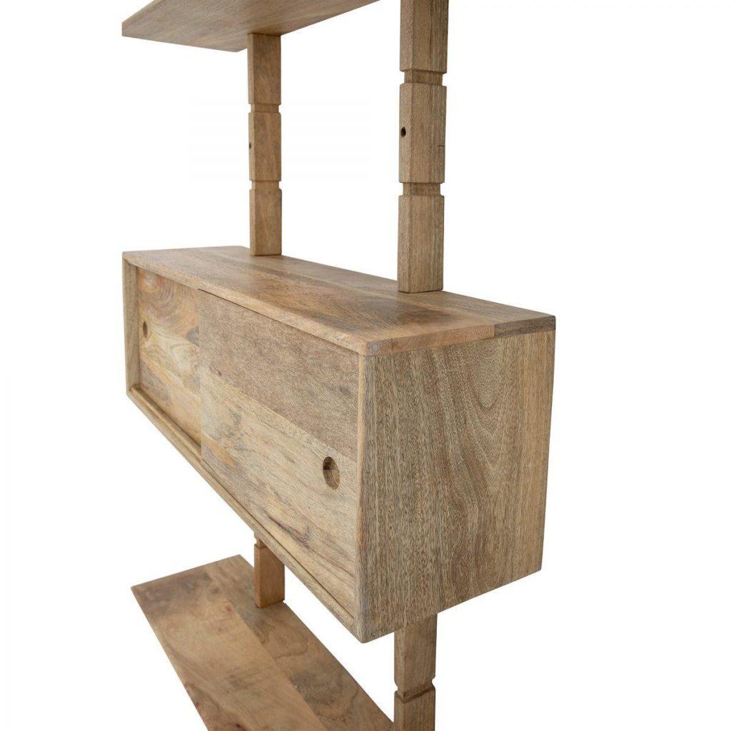 Regal aus Holz Bloomingville