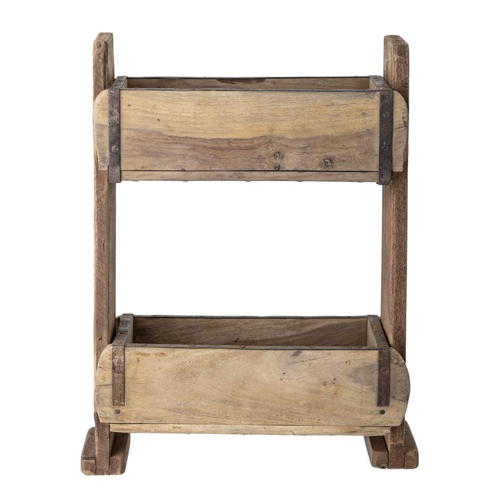 Regal aus Recyclingholz