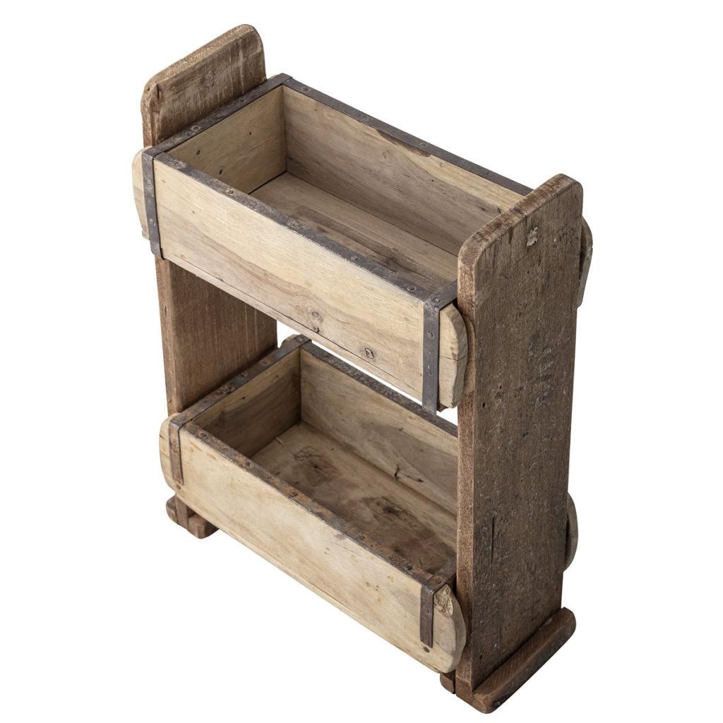 Regal Recyclingholz