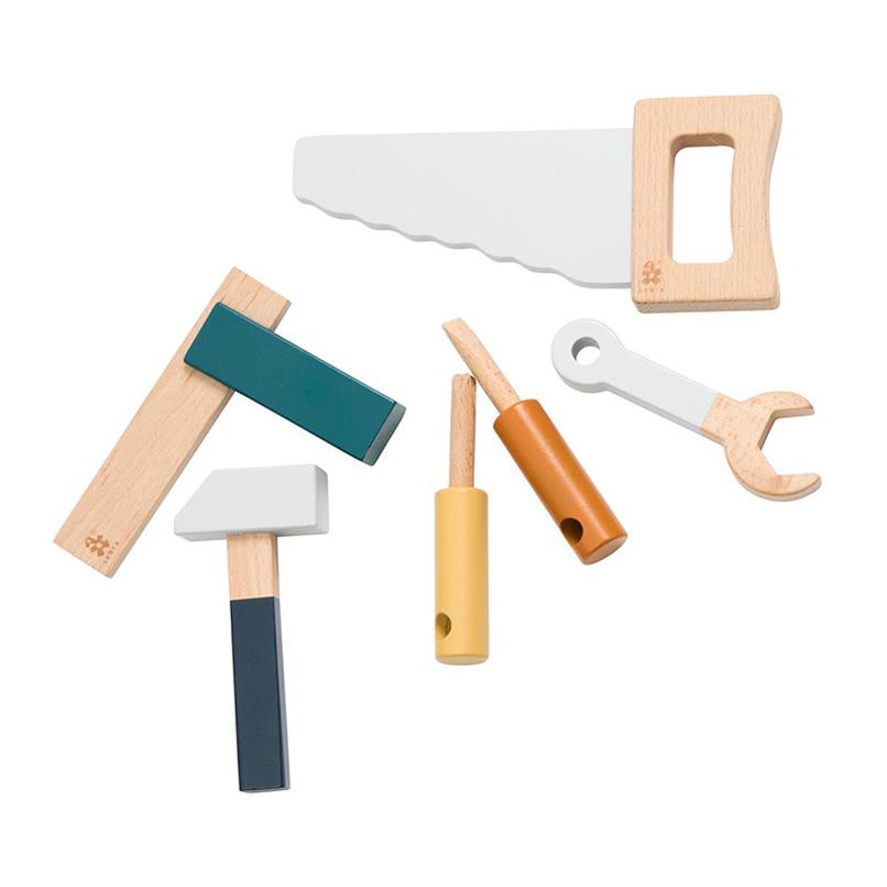 Sebra Holz Werkzeugset