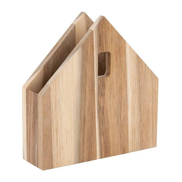 Serviettenhalter Holz