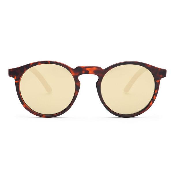 Take a Shot Sonnenbrille Walnuss